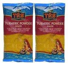 Turmeric Powder / Haldi Spice - 2 x 100g Bags - TRS Brand