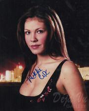 Nikki Cox Autograph - Signed Photo - Unhappily Ever After - Las Vegas - COA - VF