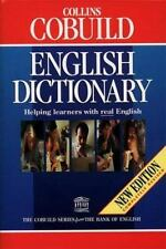 Collins Cobuild English Language Dictionary: Helping Learners with Real English