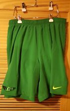 Nike Oregon Ducks Speed Practice Shorts Apple Green Men's Size 3XL 749415-377