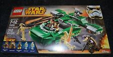 2015 LEGO STAR WARS FLASH SPEEDER 312 PCS. # 75091 FACTORY SEALED