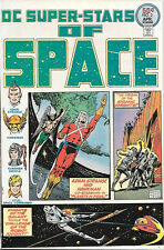 DC Super-Stars of Space Comic Book #2, DC Comics 1976 NEAR MINT