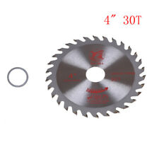 4''/110mm Alloy Steel Circular Saw Blade 30 Teeth Wheel Disc For Power Tools_Sp
