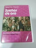 Rêves de Or Lola flores Carmen Miguel Zacarias DVD Région 2