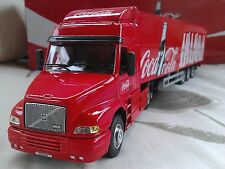 VOLVO NH12 COCA COLA FRIDGE TRUCK DIECAST MODEL LORRY 1:50 COKE CARARAMA