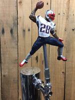 New England PATRIOTS Tap Handle James White Beer Keg Super Bowl Jersey Boston