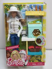 Mattel - Barbie - Bee Keeper, African American doll.
