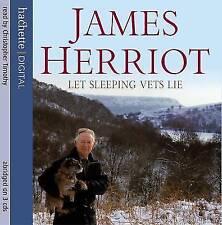Let Sleeping Vets Lie by James Herriot (CD-Audio, 2009)