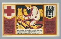 Notgeld - Helmstedt - Rotes Kreuz und Vereinigte Verbände... - 1,50 Mark - 1921