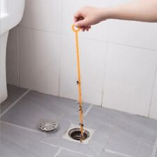 Kitchen Sewer Cleaning Brush Toilet Dredge Pipe Snake Bathroom Dredging Tools