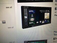 PIONEER BRAND - MODEL # AVIC-5201 NEX - INDASH AM/FM/CD/DVD=NAVIGATION RECEIVER