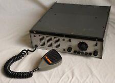 Hull model 922 synthesized HF SSB transceiver 125 watt marine radio