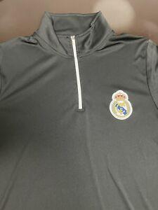 real madrid jacket small