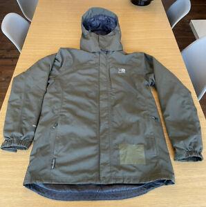 Karrimor Men's 3 in 1 Weathertite Jacket Fleece and Waterproof Size S Olive