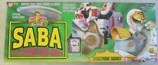 Vtg 1994 Power Rangers Saba Talking Tiger Saber In Box Bandai 2254 Tested Works