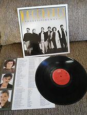 "MOCEDADES SOBREVIVIREMOS LP VINYL VINILO 12"" VG/VG 1987 CBS"