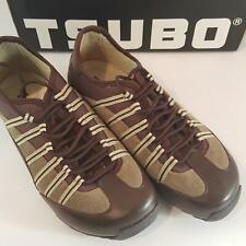 Tsubo Brown Tan Loni Rugged Outdoor Hiking Athletic Shoe Sneaker LaceUp Sz 6 New