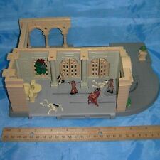 STAR WARS Episode 1 Micro Machines Action Fleet THEED PALACE Naboo Playset