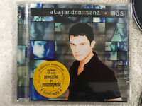 ALEJANDRO SANZ MAS 2 X CD 1997 WARNER MUSIC SPAIN  WEA EDICION LIMITADA