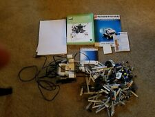 Lego 8547 Mindstorms 2.0 NXT with User Guide and Discovery Book