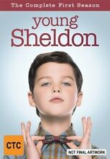 Young SHELDON : Season 1 : NEW DVD