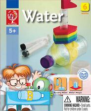EDU-Toys Kleiner Experimentierkasten Wasser für Kinder ab 5 Jahren deutsch