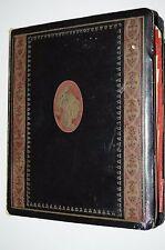 Vintage Address Book JAPAN Daily Planner Organizer Mid Century Trojan Warrior