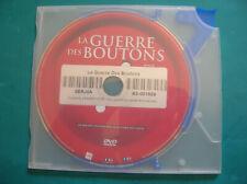 DVD  boitier slim LA GUERRE DES BOUTONS (b21)