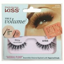 Kiss True Volume False Eyelashes - RITZY - Genuine Kiss Fake Lashes!