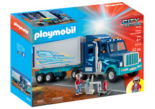 Playmobil 9314 City Action Big Rig MIB / New