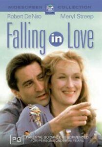 Falling In Love DVD - Robert DeNniro, Meryl Streep R4 DRAMA