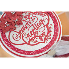 Couture By Create & Craft Seasons Greetings  Die Collection Christmas Snowflake