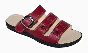 New Women Sandals Shoes Gladiator Slip On Fashion Slide Shoes Size 5 - 10