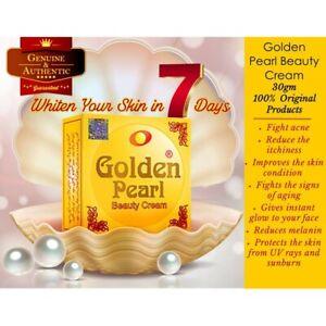 100% Original Golden Peral Beauty Cream For Acne Wrinkles Dark Circles
