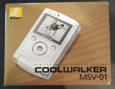 Nikon Digital Photo Storage Viewer Coolwalker Msv-01