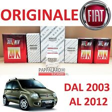 KIT FILTRI TAGLIANDO+OLIO SELENIA 20K FIAT PANDA 4X4 (169) 1.2 BENZINA 44KW 60CV
