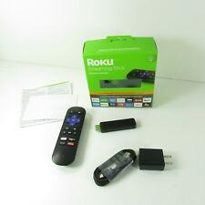 Roku 3600X Streaming Stick And Remote - Black