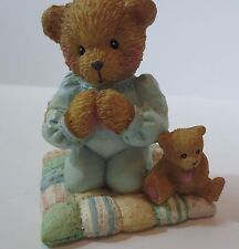 "Cherished Teddies Patrick ""Thank You For a Friend That's True"" 911410"