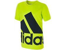 adidas Boys' Logo T-Shirts, Tops & Shirts (2-16 Years)