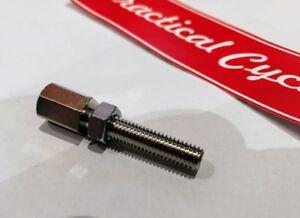 ELVEDES Brass Bicycle Cable Barrel Adjuster M5 (ELV1071)