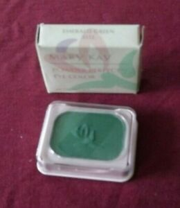 Mary Kay Powder Perfect Eye Color Emerald Green #3512 New Lot Of 2