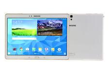 "Samsung Galaxy Tab S SM-T805 16GB LTE 10,5"" dazzling white - Wie Neu -"
