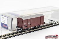 ROCO 76845 - H0 1:87 - Carro merci chiuso DB passo corto tipo G09 Ep. III