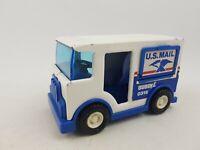 BUDDY L Diecast US Mail Truck Van 0316 Vehicle Vintage Made in Japan Circa 1979