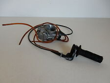 1994 Honda CR250R OEM Keihin Carburetor Carb Throttle Intake 39mm 16100-KZ3-69
