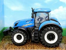 New Holland Agriculture Farm Tractor T7.315 Motorized Die-cast Model Toy Bburago