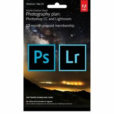 Adobe - Creative Cloud Photography Plan - Commercial - Digital Download
