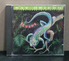 RAY OBIEDO - Iguana    (CD)    LIKE NEW   DB 2659
