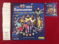 Panini Mexican League Liga Mexicana Apertura 2017 Mexico Set + Album + Packet