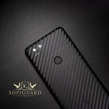 SopiGuard Carbon Fiber Vinyl Sticker Skin Full Body for Google Pixel 2